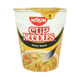 Cup Noodles Curry 69g