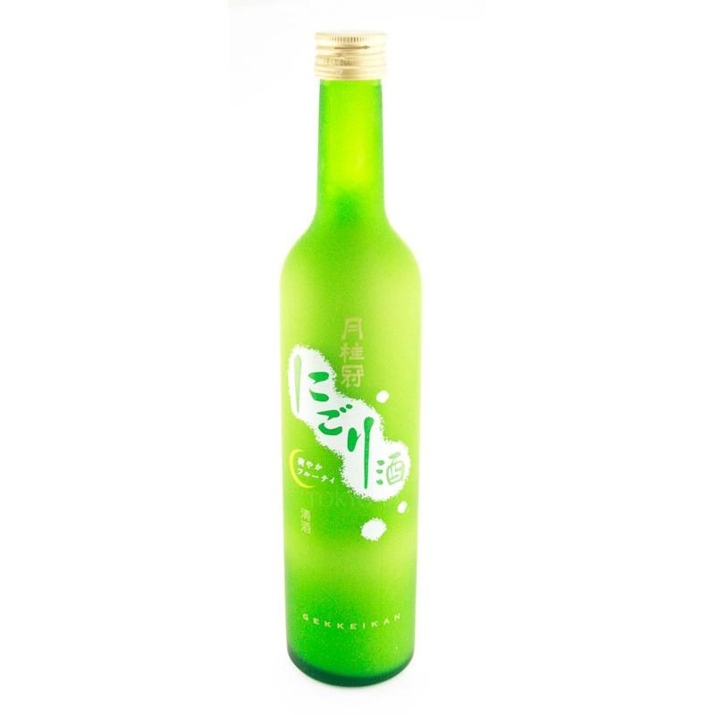 Sake Nigori Gekkeikan 500 ml