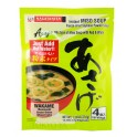 Sopa de Miso Rojo Nagatanien 37 g