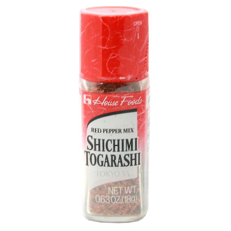 Siete Especias Shichimi Togarashi 18 g