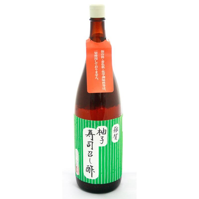 Vinagre de Arroz con Yuzu 1.8 l