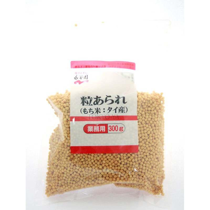 Topping Gyomuyu Tsubu Arare 300 g