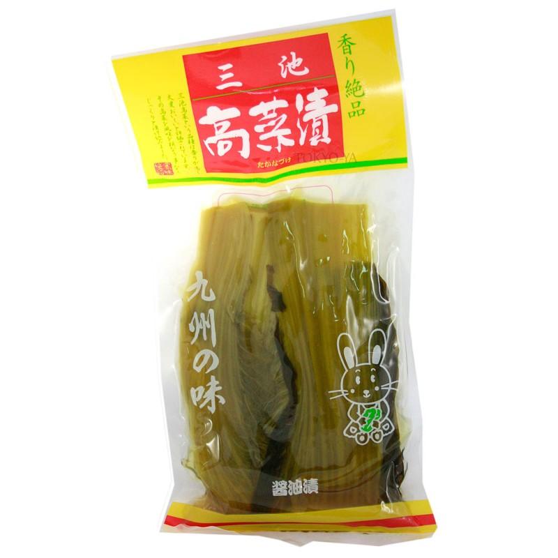 Hojas de Mostaza encurtidas Takana Zuke 250 g