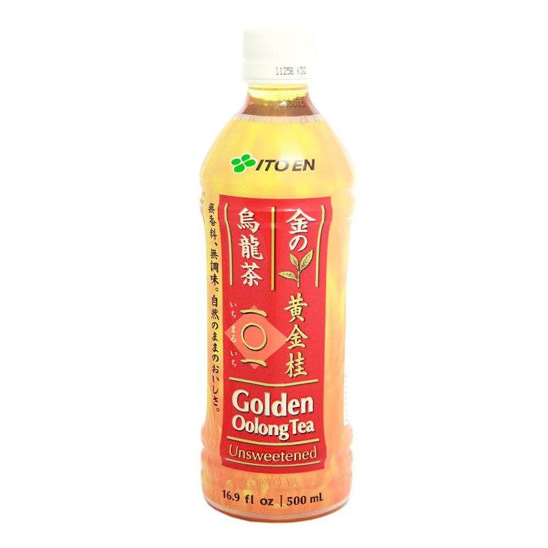 Te Oolong Ito en 500 ml