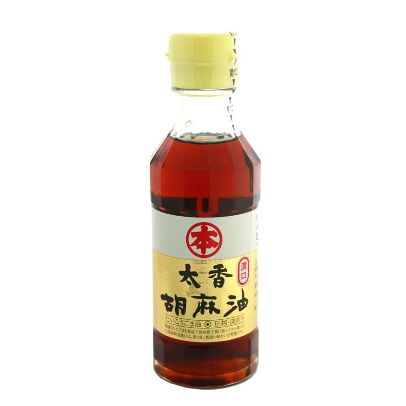 Aceite de Sesamo Taikohu 150 g