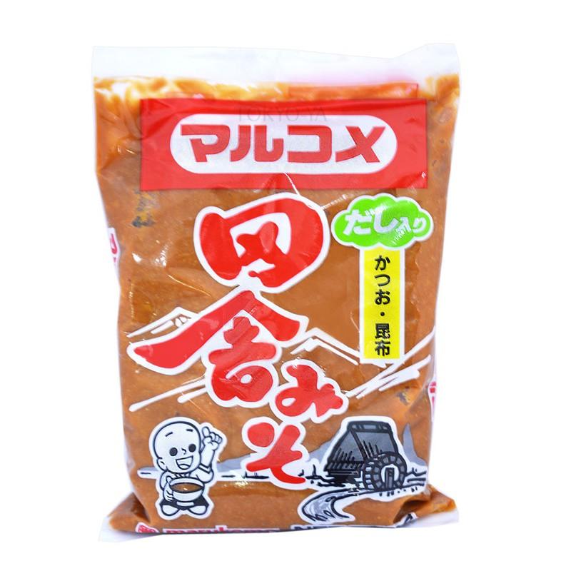 Miso Inaka Marukome 750 g - Tokyo-Ya - Alta Gastronom�a Japonesa ...
