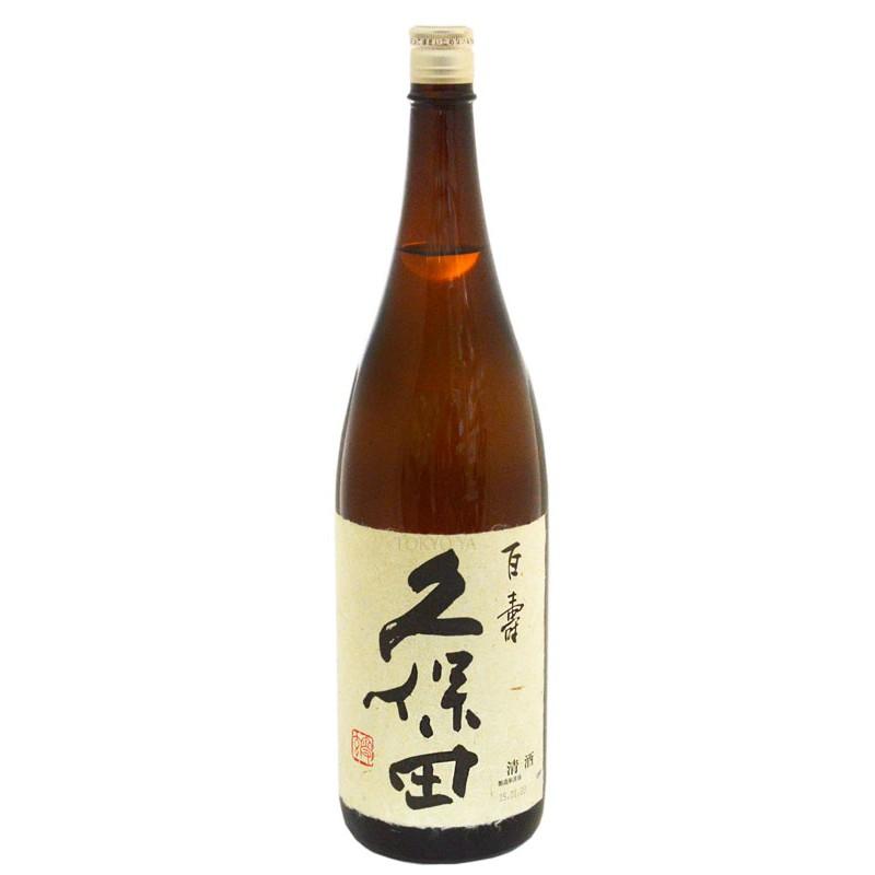 Sake Kubota Hyakuju Honjozo 1800 ml