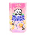 Galletas Hello Panda Strawberry 45g