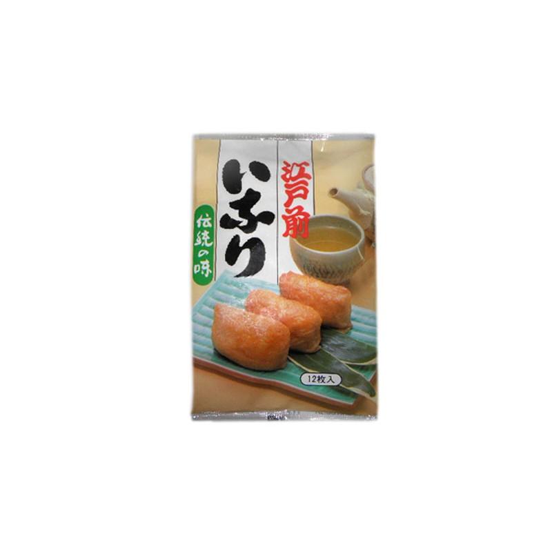 Bolsas de Tofu Frito, Aji Inari 12 u