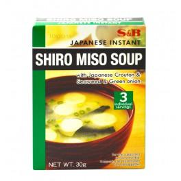 Sopa de Miso Blanco Shiro 64 g