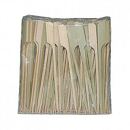 Brocheta de Bambú Teppogushi 100u, 12cm