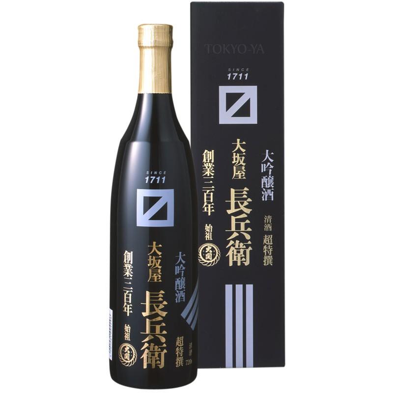 Sake Daiginjo Osakaya Chobei 720 ml