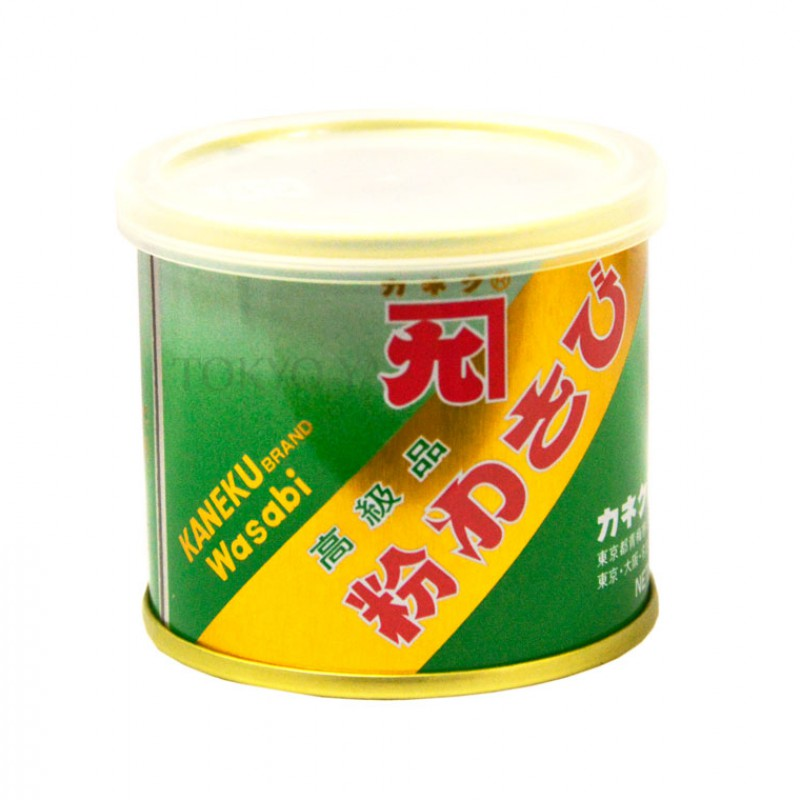 Wasabi en Polvo Kaneku 25 g