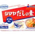 Caldo de Bonito en polvo Dashi no Moto Funmatsu Shimaya 50g