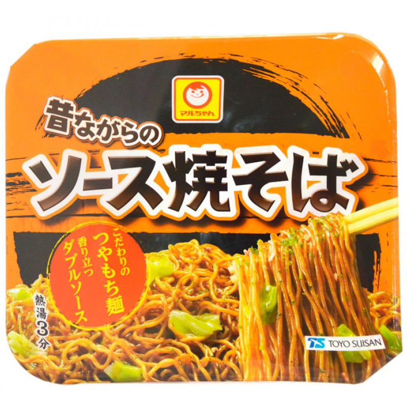 Fideos Salteados Mukashi Yakisoba 124 g