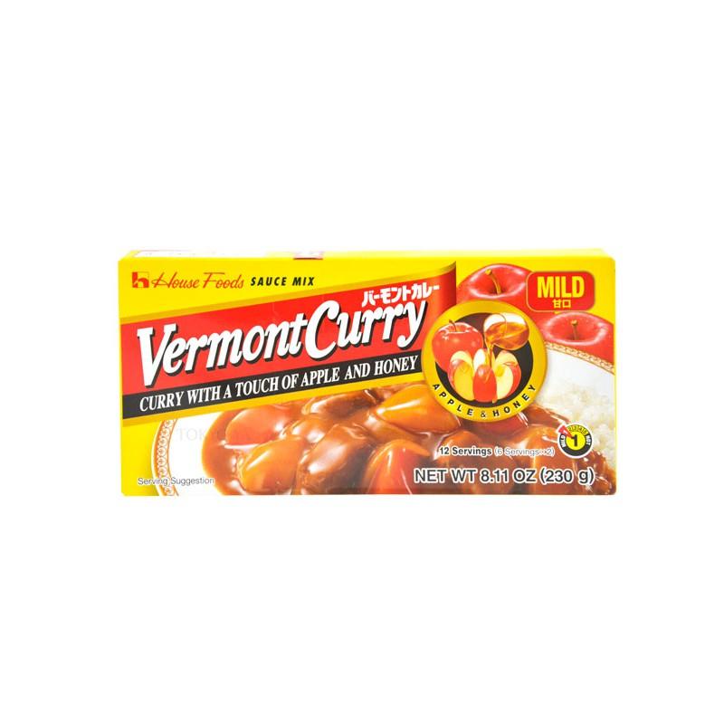 Curry Poco Picante Vermont 230 g