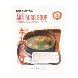 Sopa de Miso Rojo 30g