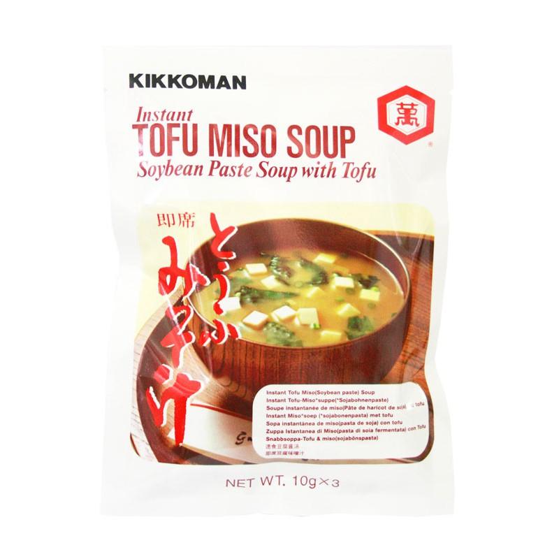 Sopa de Miso con Tofu 30g