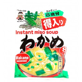 Sopa de Miso con Alga Wakame 176 g