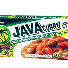 Curry Medio Picante Java 220g