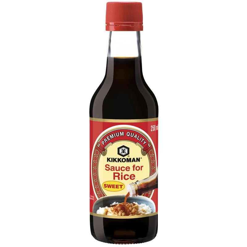 Salsa de Soja Sweet Kikkoman 250 ml