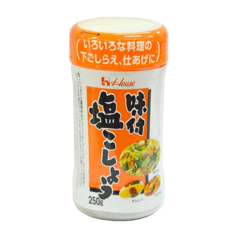 Condimento de Pimienta y Sal Aji Shio 250g
