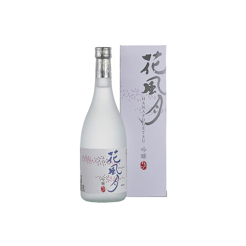 Sake Ginjo Nenohi Hanafugetu 720 ml