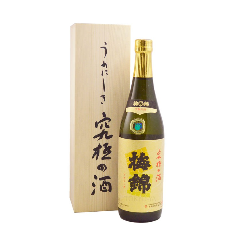 Sake Daiginjo Umenishiki 720 ml