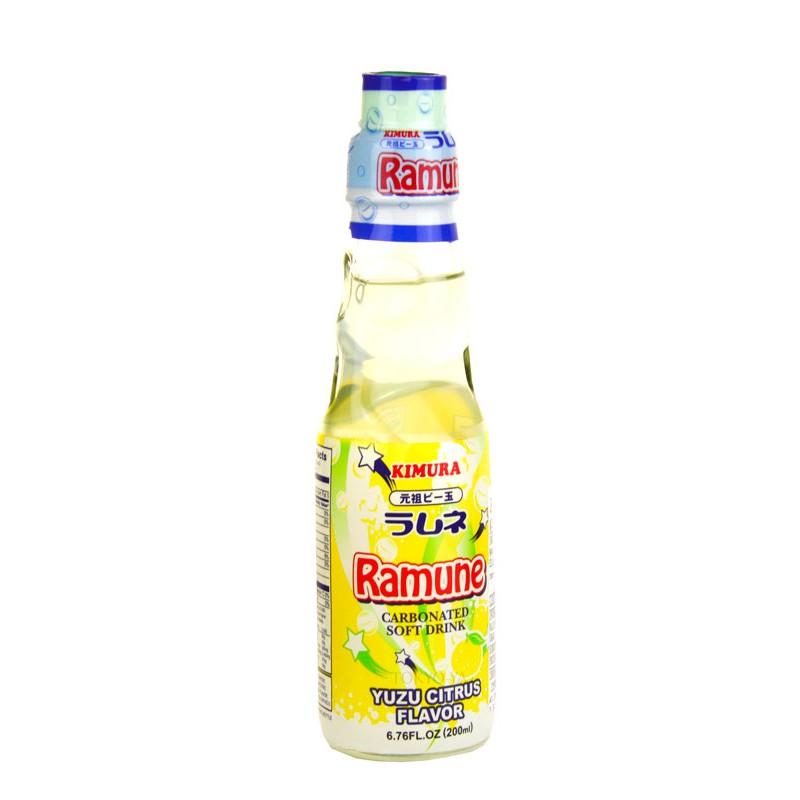Ramune Gaseosa de Yuzu 200 ml