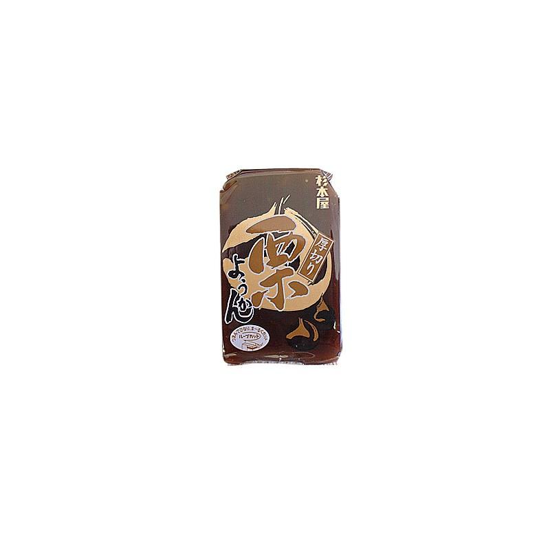 Dulce de Judía Roja y Castaña, Kuri Youkan 150g