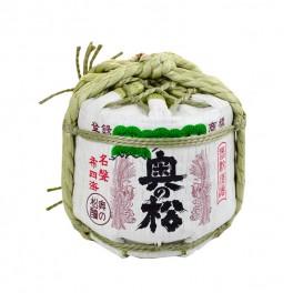 Sake Okunomatsu Kinmon Mametaru 300 ml