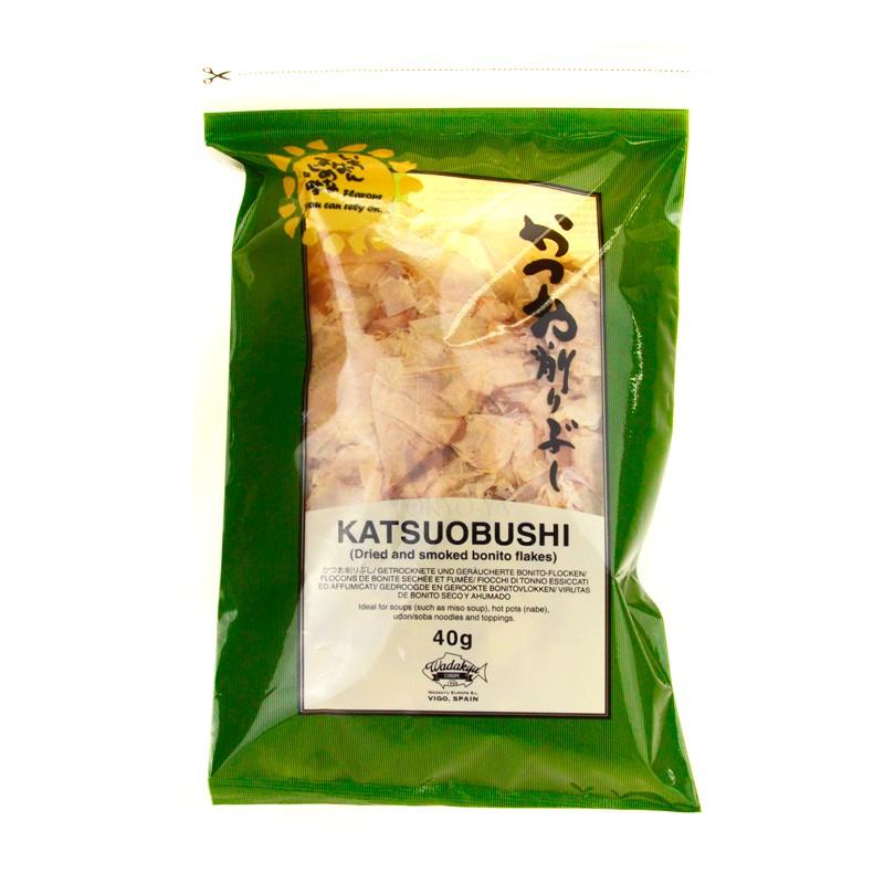 Bonito ahumado Katsuobushi 40 g