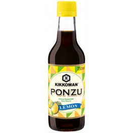 Salsa Ponzu Lemon 250 ml