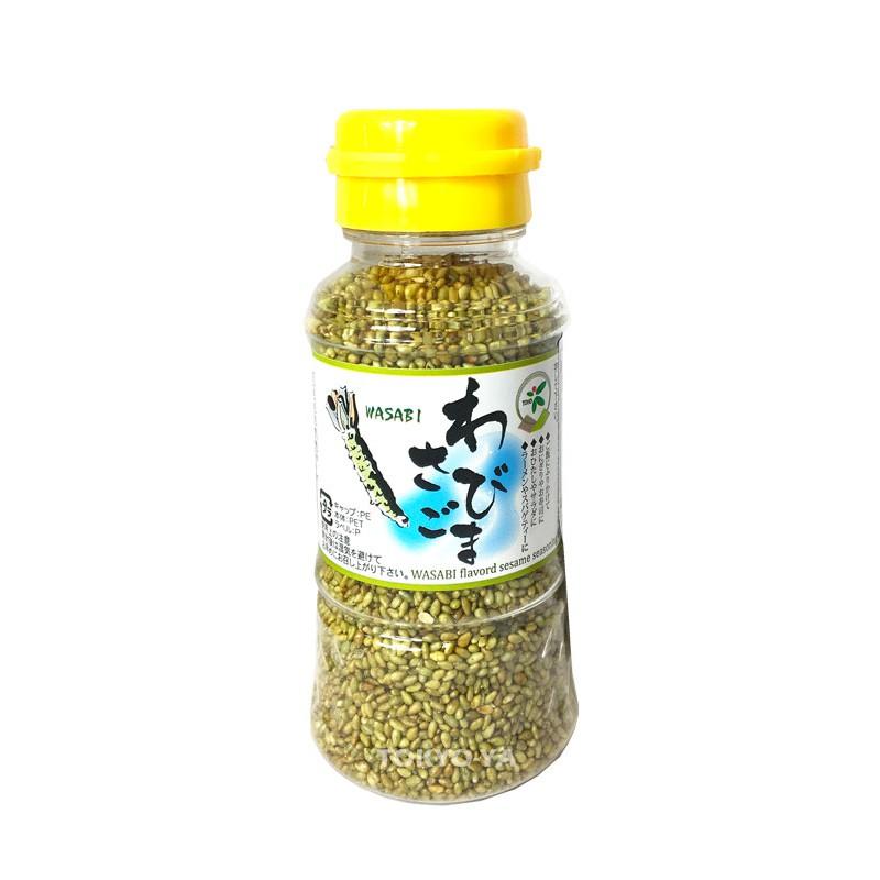 Condimento de Sésamo con Wasabi 80 g