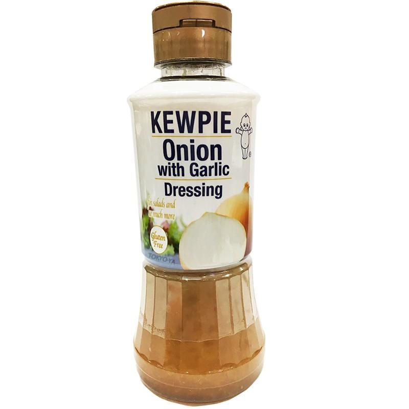 Salsa de Cebolla con ajo Kewpie 210ml