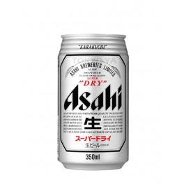 Cerveza Asahi Super Dry 350 ml