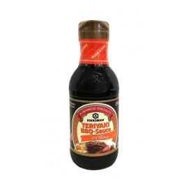 Salsa teriyaki barbacoa con miel 250 ml