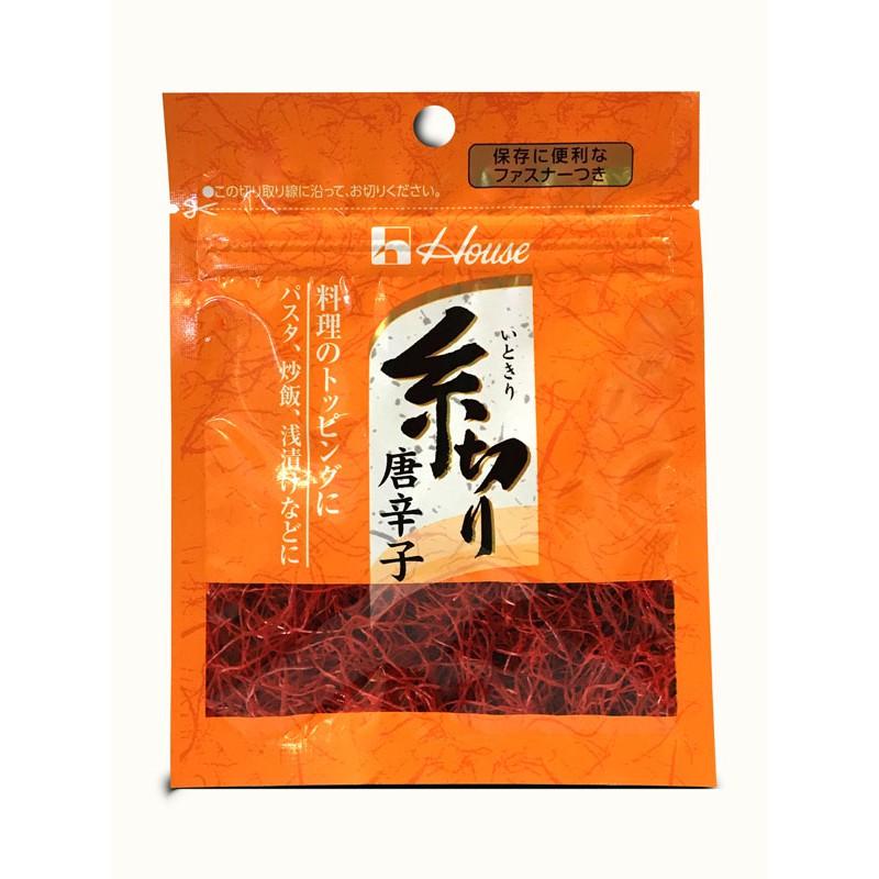 Hilos de Guindilla Itogiri Togarashi 4 g