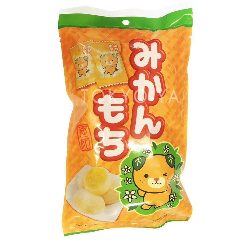 Pastelito de Mochi con Mandarina 180 g