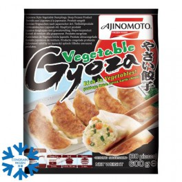 Empanadillas de Verduras Yasai Gyoza 600 g
