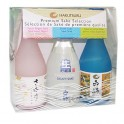 Sake Gift Set 3x300ml