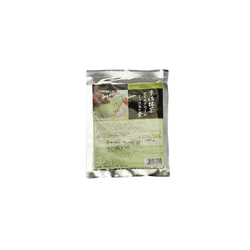 Mezcla para Helado de Té Verde