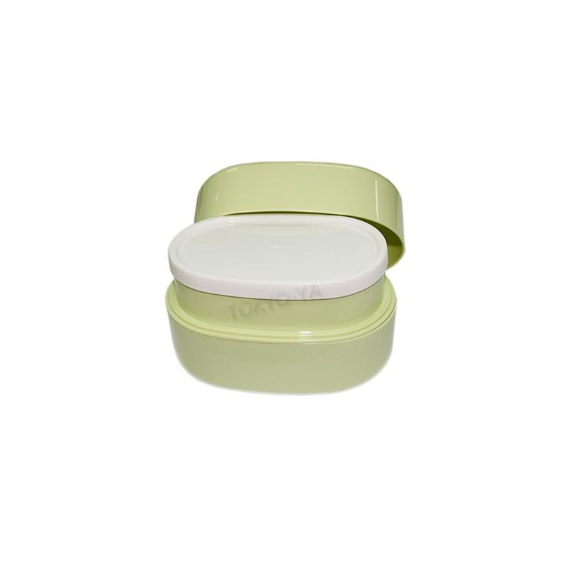 Bento Lunch Box Mono Verde