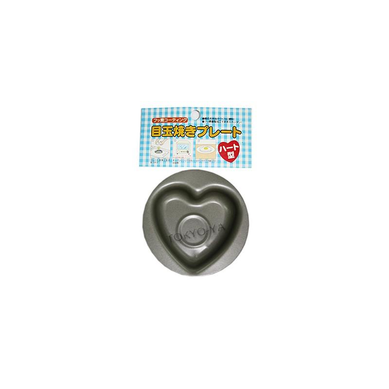 Molde forma Corazón 10 cm
