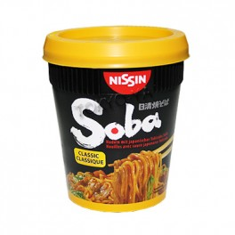 Fideos Yakisoba Cup Classic Nissin 90 g