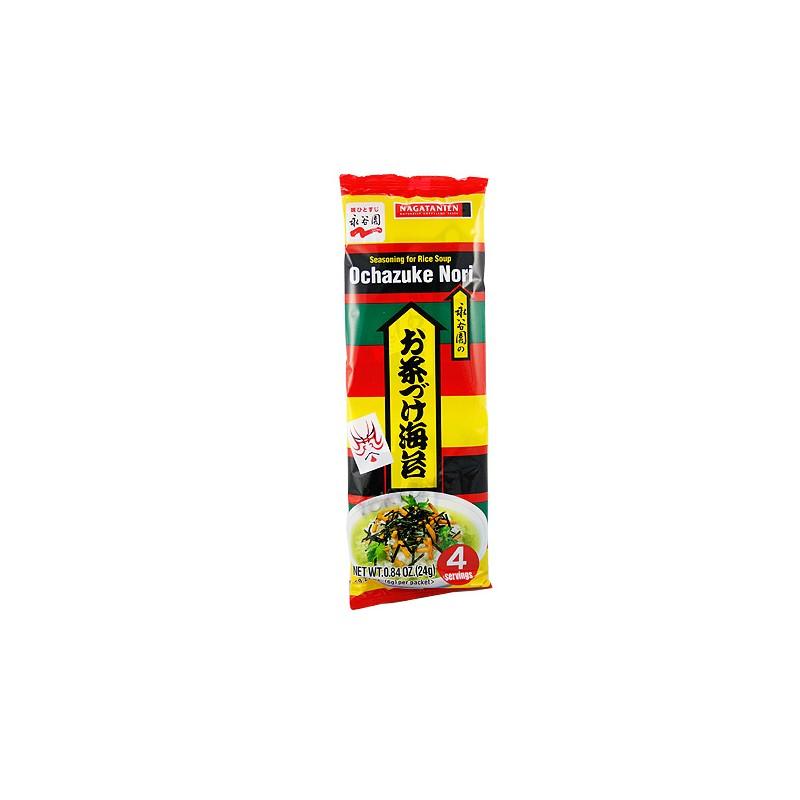 Condimento de Algas, Ochazuke Nori 24g