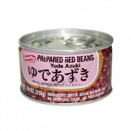 Judía Roja Preparada Yude Azuki 210 g