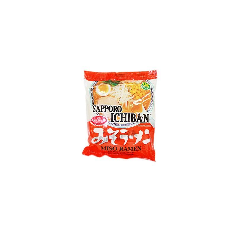Ramen Miso Sopa de Fideos 101 g