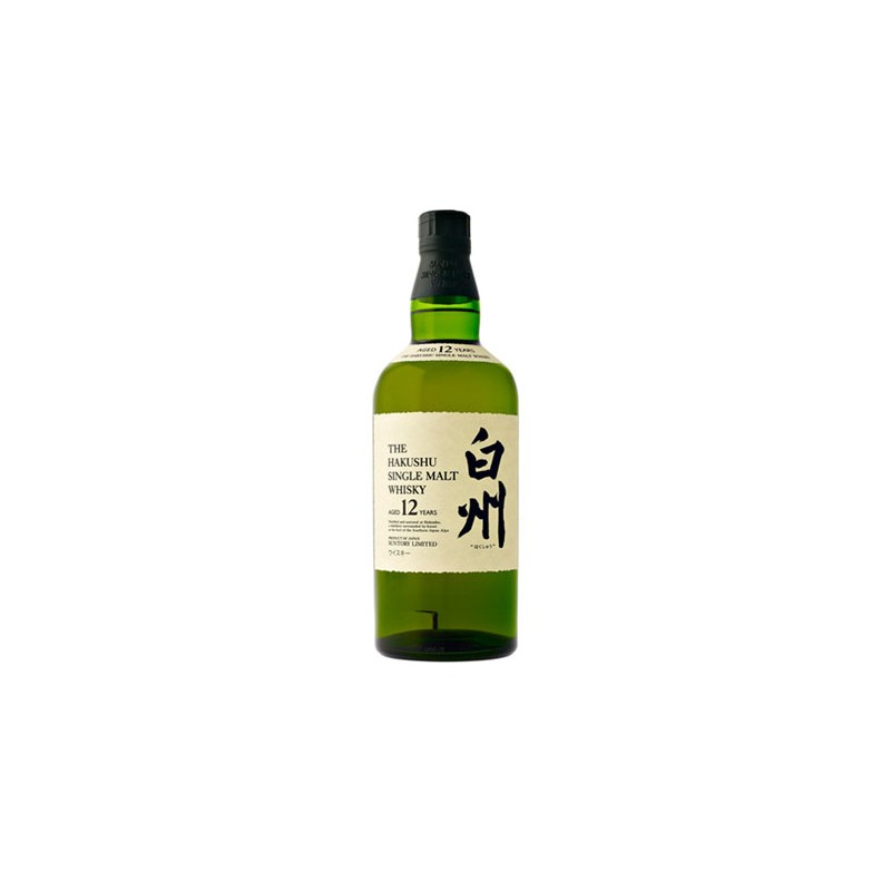 Whisky Suntory Hakushu 12 years old 700 ml