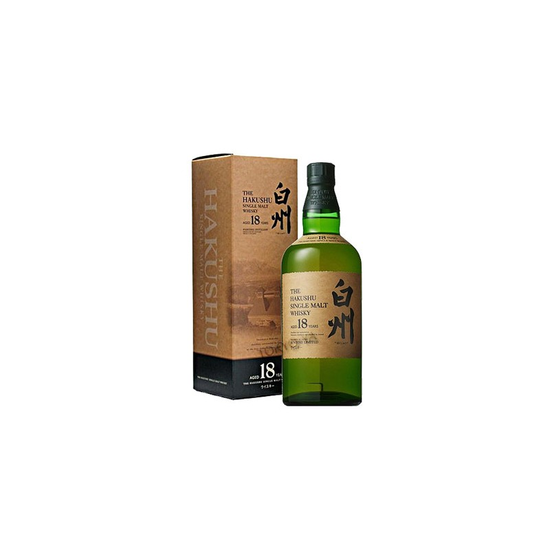 Whisky Suntory Hakushu 18 years old 700ml